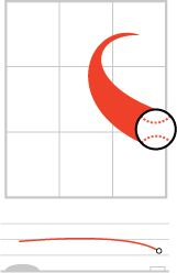 Baseball Pitches Illustrated: spitball   A fan's guide to identifying pitches   cutter pitch diagram   lokeshdhakar.com