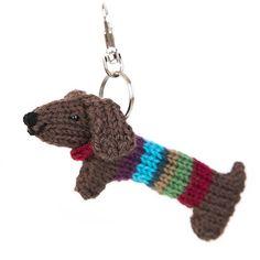 Ravelry: Tiny Sausage Dog pattern by Sue Stratford