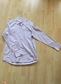 Kaufe meinen Artikel bei #Kleiderkreisel http://www.kleiderkreisel.de/herrenmode/hemden-sonstiges/123369278-rose-blau-kariertes-langarm-herrenhemd-jaques-britt