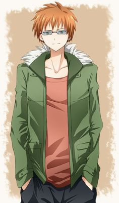 ... loke... is he looking at me.? OH MY GOD HE LOOKED AT ME!!!... STAY CALM... he smiled at me.... his smile is cute♡ *nosebleed*
