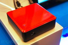 Small as a roku? Intel's Core i3 NUC minisystem bares it all for IDF handson video