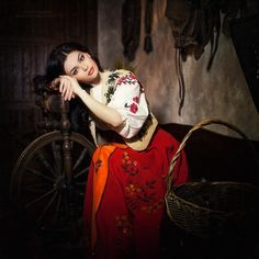Fashion // Margarita Kareva