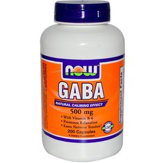 Buy Now Foods GABA 500mg, 200 Capsules at Megavitamins online supplement store Australia,Discount on volume available. Learn more - where to buy and what are the pros & cons GABA Now Foods 500mg,200 Capsules.