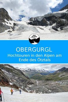 Mit der Safety Academy auf Hochtour in Obergurgl Ski Slopes, Reisen In Europa, Austria, Mount Everest, Skiing, Roadtrip, Mountains, Tricks, Wellness
