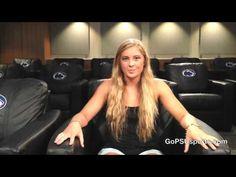 Meet the Penn State Women's Volleyball Freshmen - Kendall Pierce