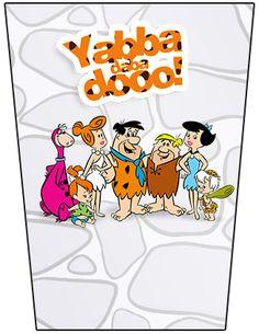 Bisnaga Brigadeiro Os Flintstones: