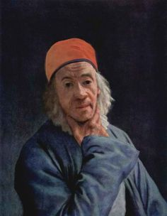 Jean-Étienne Liotard self-portrait