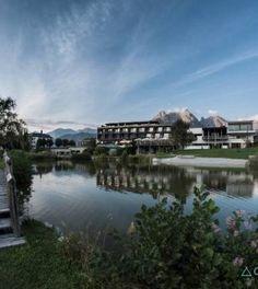 Ritzenhof - Hotel und Spa am See Design Hotel, Travel Around The World, Around The Worlds, Spa, Vacation, Mansions, House Styles, Holiday, Vacations