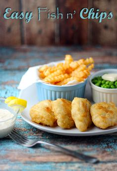 Easy Fish n' Chips #Recipe #SamsClubSeafood #spon