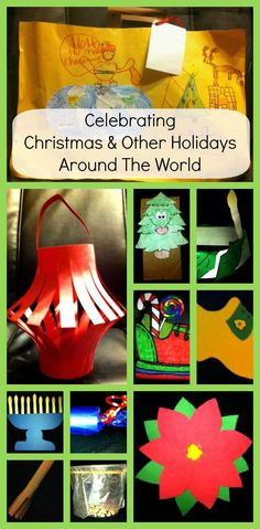 I would love to teach my students about all of the holidays from different cultures.