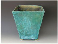185. Strontium Blue Bronze (^6 oxidation)  1 Lithium Carbonate 20 Strontium Carbonate 60 Nepheline Syenite 10 Ball Clay 9 Silica (Flint) —- ...