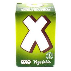 Oxo Vegetable Stock Cubes x 12