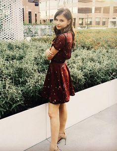 Stefanie Scott Jem Press Day
