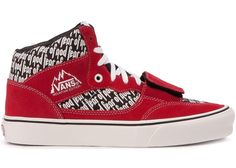 cee32d47d2b7ef Vans x Fear Of God Mountain Edition Red Red Shoes