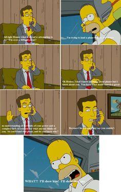 weallheartonedirection:  Stephen Colberts wise words to Homer