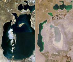 14 photos qui nous montrent les conséquences désastreuses du réchauffement climatique. C'est terrifiant !