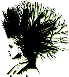 Tree Head . Dinah Verleun
