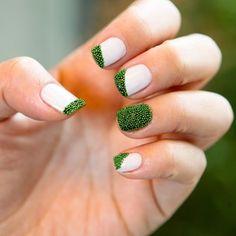 Unhas verdes