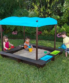 Kona Sandbox with Canopy | Daily deals for moms, babies and kids $180