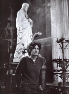 Louis Garrel (IV) by Bruce Weber.