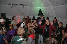 portable party dome tent