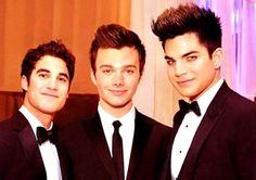 Adam Lambert Joins Glee Cast!