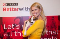 """Beth Stern, pet advocate and author of NY Times Best Selling book """"Oh My Dog,"""" spoke about her experiences with fostering pets at the Purina """"Better With Pets"""" Summit."""