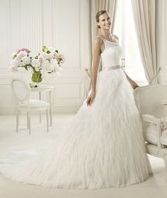 Pronovias Dreams 2013 Wedding Dresses Collection
