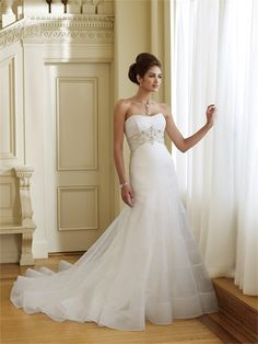Mon Cheri Bridal - 110229S-Silk-Colleen