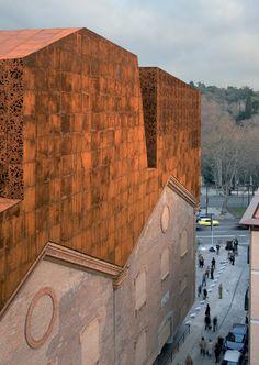 CaixaForum Madrid by Herzog & de Meuron, Madrid