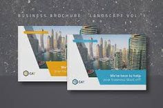 Image result for company booklet landscape