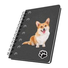 Amazon.com: Got Yo Gifts Pembroke Welsh Corgi Acrylic Journal, Medium: Pet Supplies