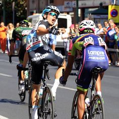 Pull with me!  Iljo Keisse stage 5 LaVuelta 2015
