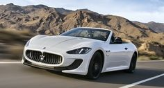 Maserati Officially Announces but Reveals Very Little About New GranCabrio MC
