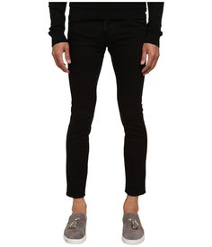 DSQUARED2 DSQUARED2 - CLEMENT JEANS (BLACK) MEN'S JEANS. #dsquared2 #cloth #