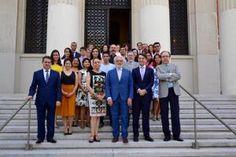 León recibe a los alumnos del XIV Curso de la Escuela de Lexicografía Hispánica | Universidad de León