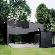 Container House Best shipping container house design ideas 108 Who Else Wants Simple Step-By-Step Plans To Design And Build A Container Home From Scratch? Shipping Container Home Designs, Cargo Container Homes, Building A Container Home, Container House Plans, Container House Design, Tiny House Design, Shipping Containers, Shipping Container Buildings, Container Cabin