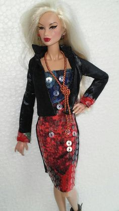 Check out this item in my Etsy shop https://www.etsy.com/listing/517440091/doll-clothing-fits-12-inch-doll-like