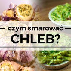 Kiedy wprowadza się zdrowsze nawyki to największy problem jest z... pomysłami. Niby wiemy, czego nie powinno się jeść, co jest niezdrowe, ale trudno nam naszą wiedzę obrócić w czyn. Jak połączyć składniki, aby nie tylko były zdrowe, ale również smakowały? Co jeść do chleba, kiedy odstawiliśmy wędliny i sery, a chcemy zwiększyć udział produktów roślinnych… Guacamole, Pesto, Tapas, Healthy Snacks, Grilling, Food Porn, Food And Drink, Menu, Gluten Free