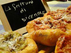 Le leccornie di Danita: I nostri sfincionelli fritti siciliani o pizzottelle