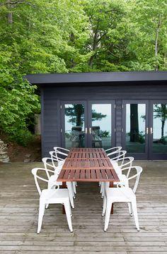 Modern Michigan Cabin
