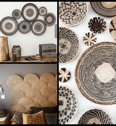 Cabeceros de Cama: Encuentra aquí + 50 Diy para hacer el tuyo propio Diy Crafts For Home Decor, Africa Art, Interior Decorating, Interior Design, Boho Chic, My Dream Home, Bedroom Decor, Diy Projects, House Design