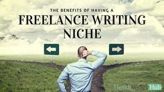 If you're just beginning your freelancing journey, is it worth having a niche for your writing business?