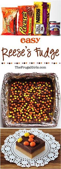 Reese's Fudge Recipe