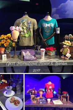The merchandise at the Epcot Flower and Garden Festival 2017 Walt Disney World Kristin Fuhrmann Simmons #WDWRadio #freshepcot