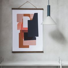 Poster Abstraction 3 von Ferm Living, 27,00 €