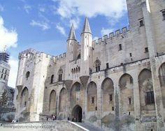 [Avignon]    Popes' Palace / Palais des Papes