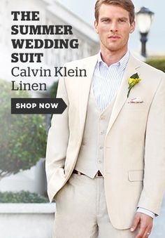 The Summer Wedding Suit - this is the one!