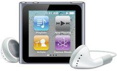 Apple dừng hỗ trợ iPod Nano thế hệ thứ 6