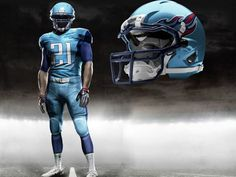 Awesome New Uniform Designs For All 32 NFL Teams  b24597adc